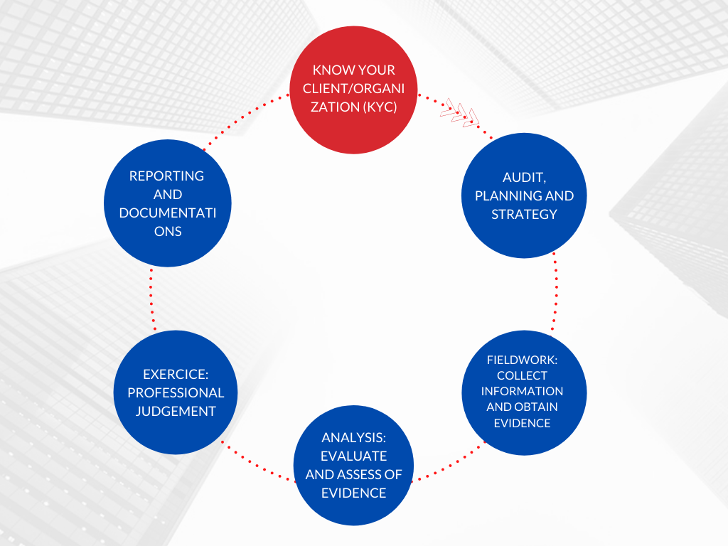 how accountancy audit works