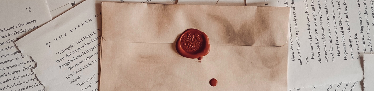 document with a notary seal