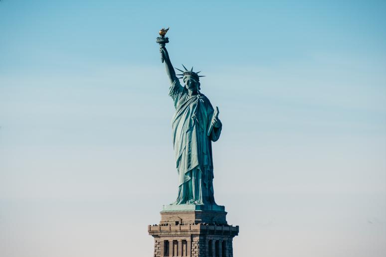 US liberty statue