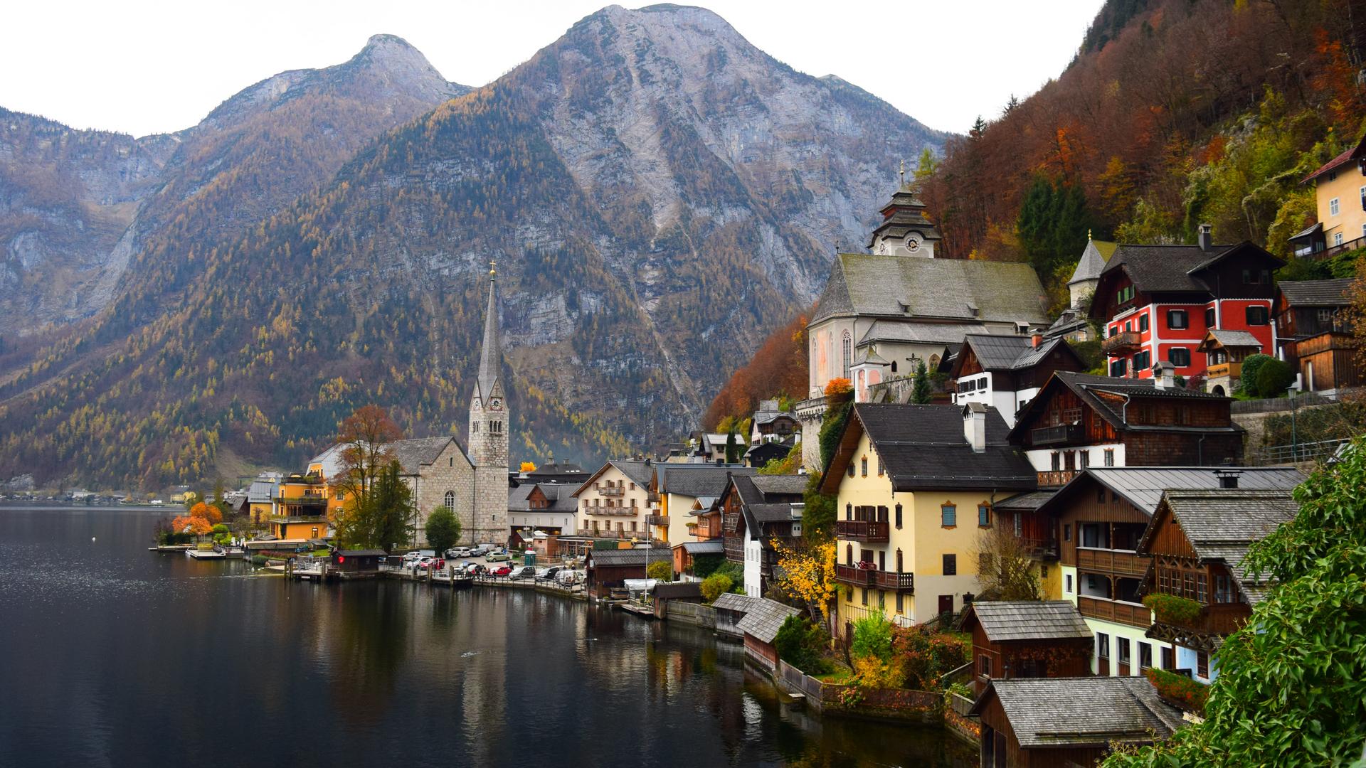A view in Austria
