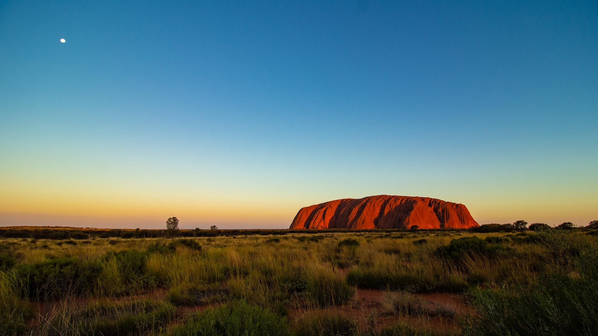 A view in Australia