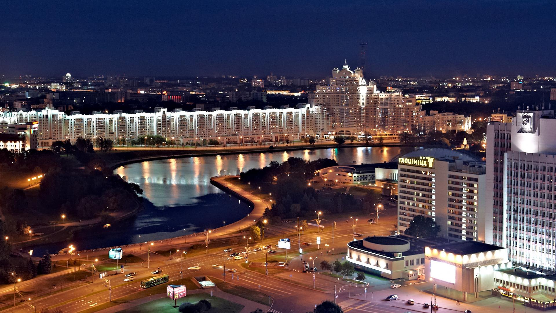 A view in Belarus