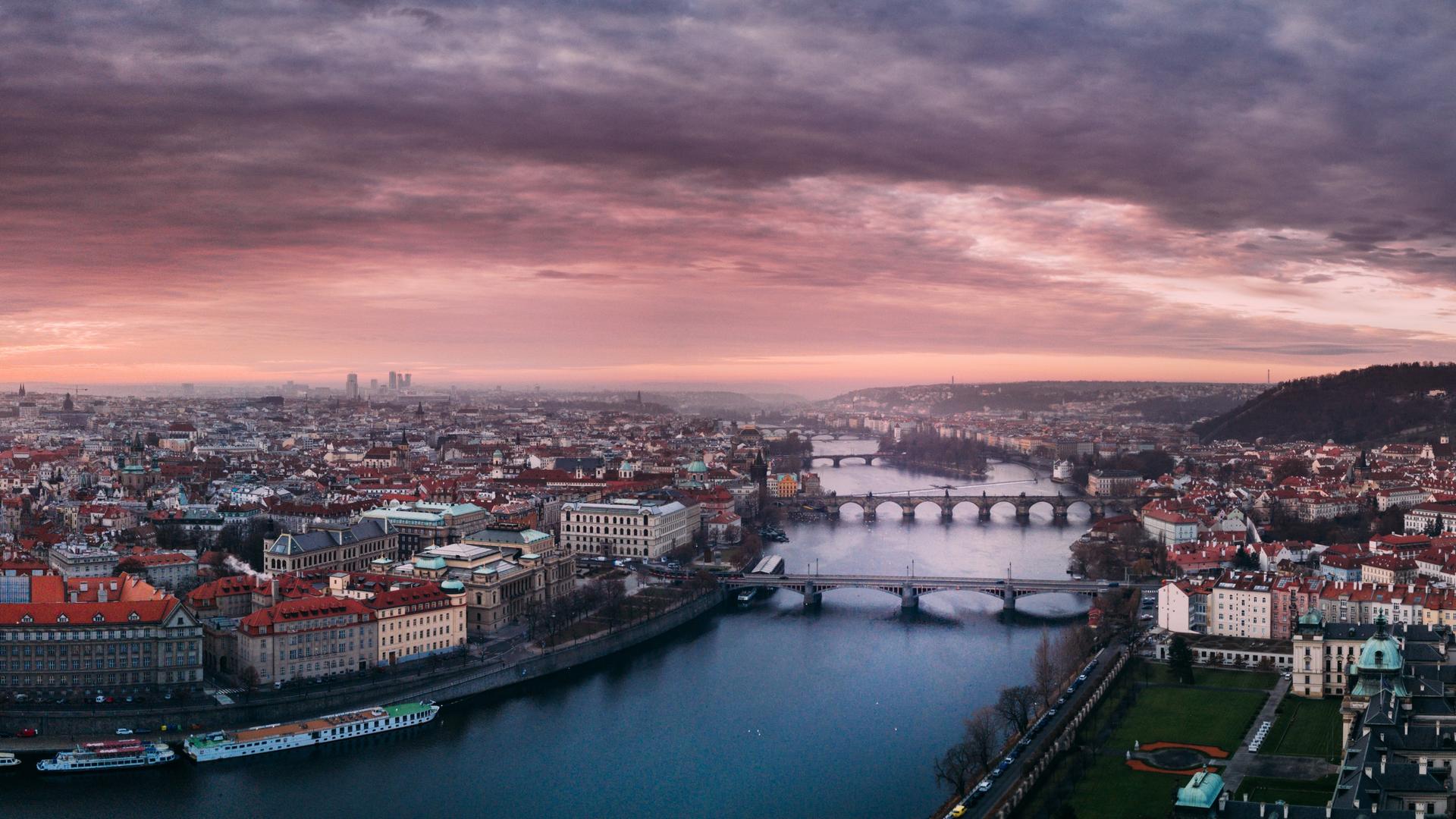 A view in Czech Republic
