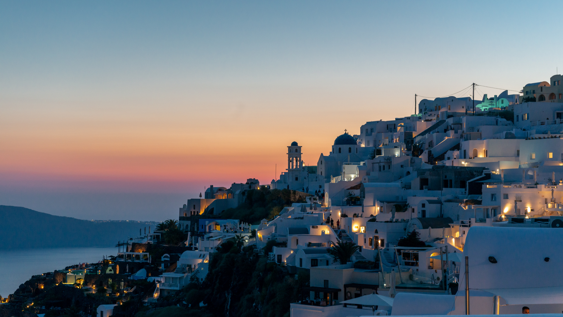 A view in Greece