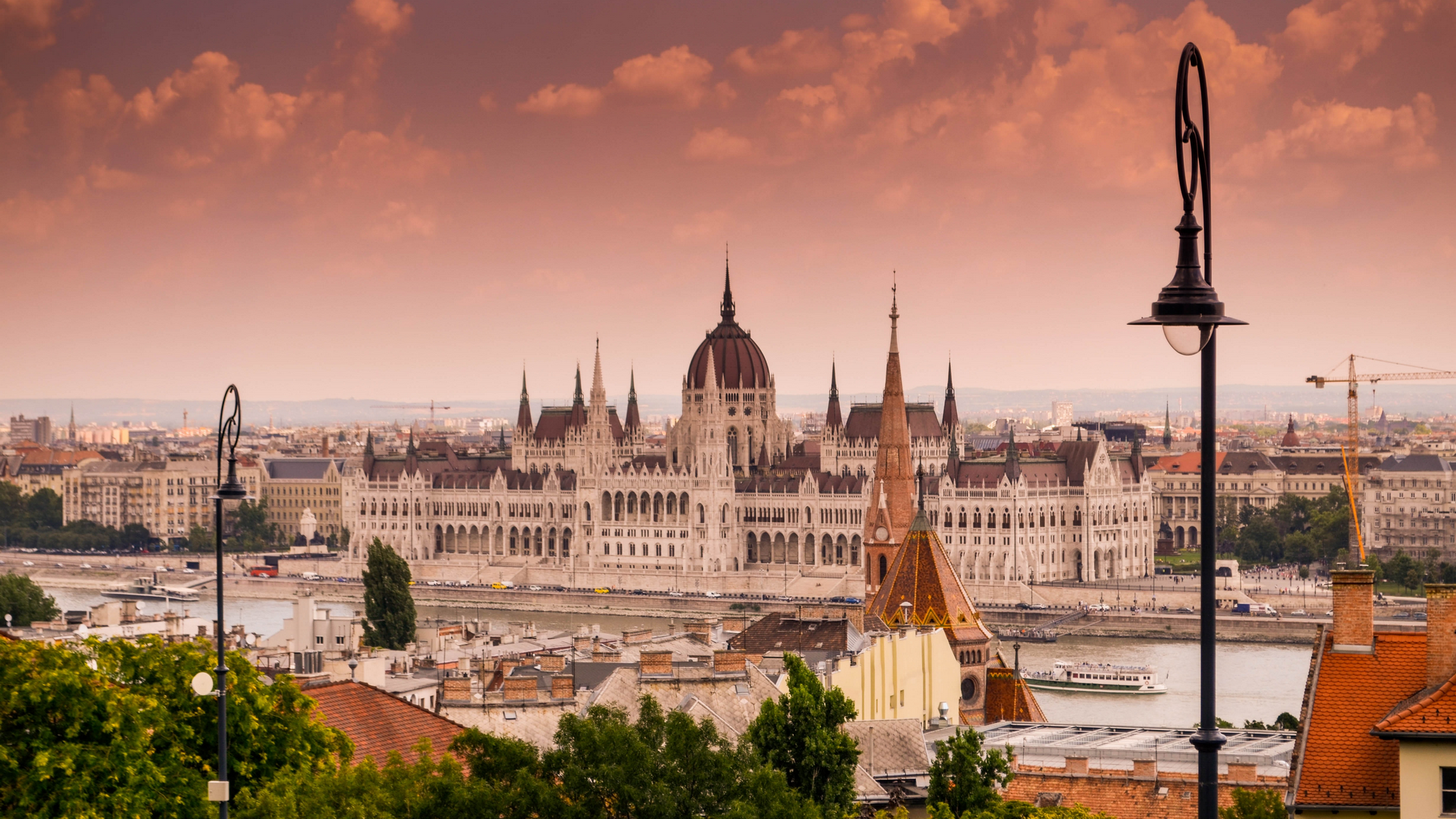 A view in Hungary