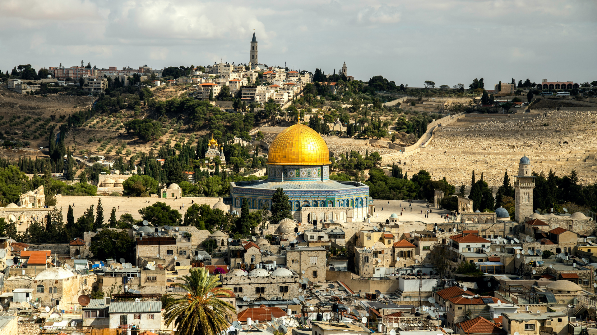 A view in Israel