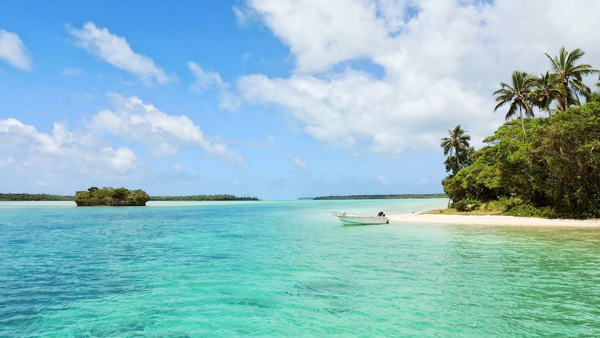 A view in Comoros