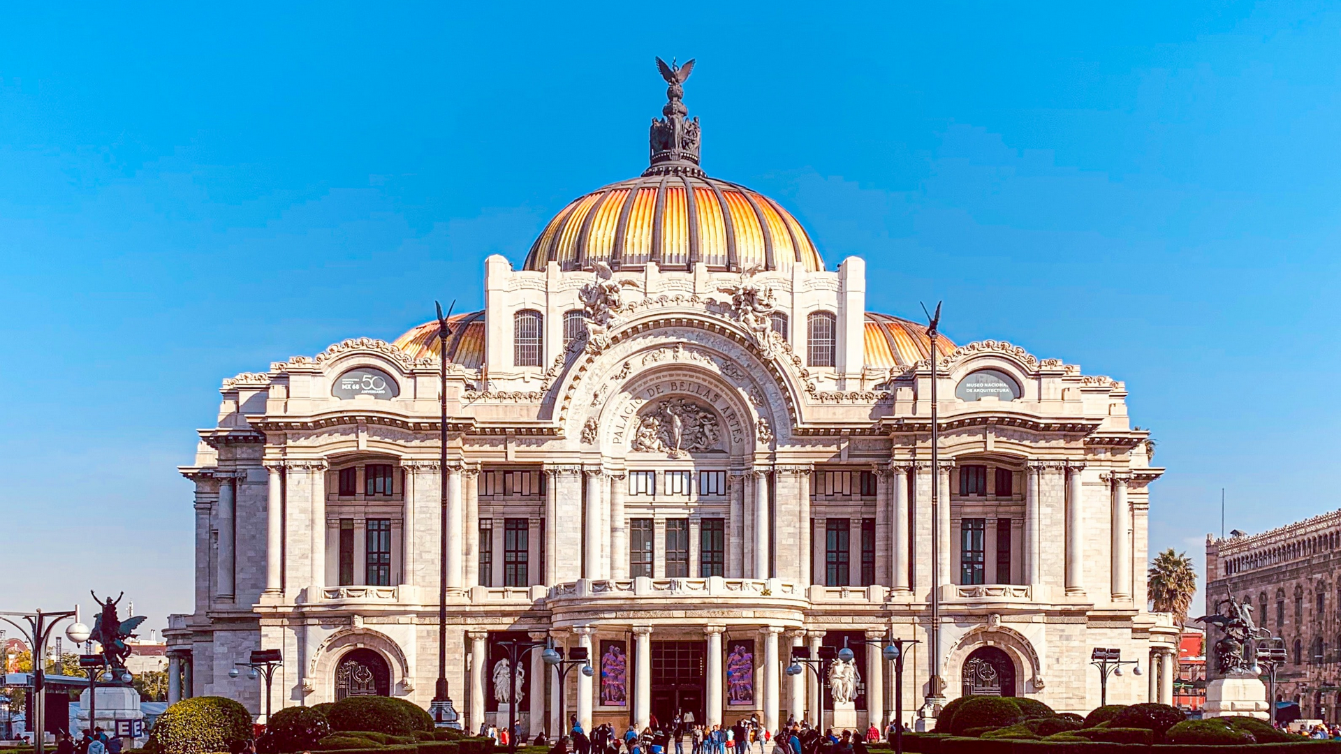 A view in Mexico