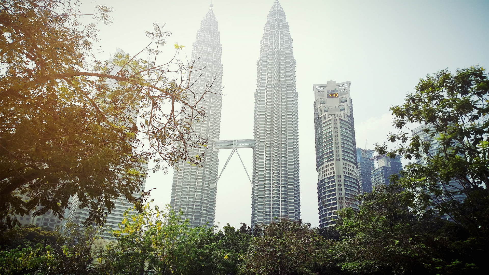 A view in Malaysia