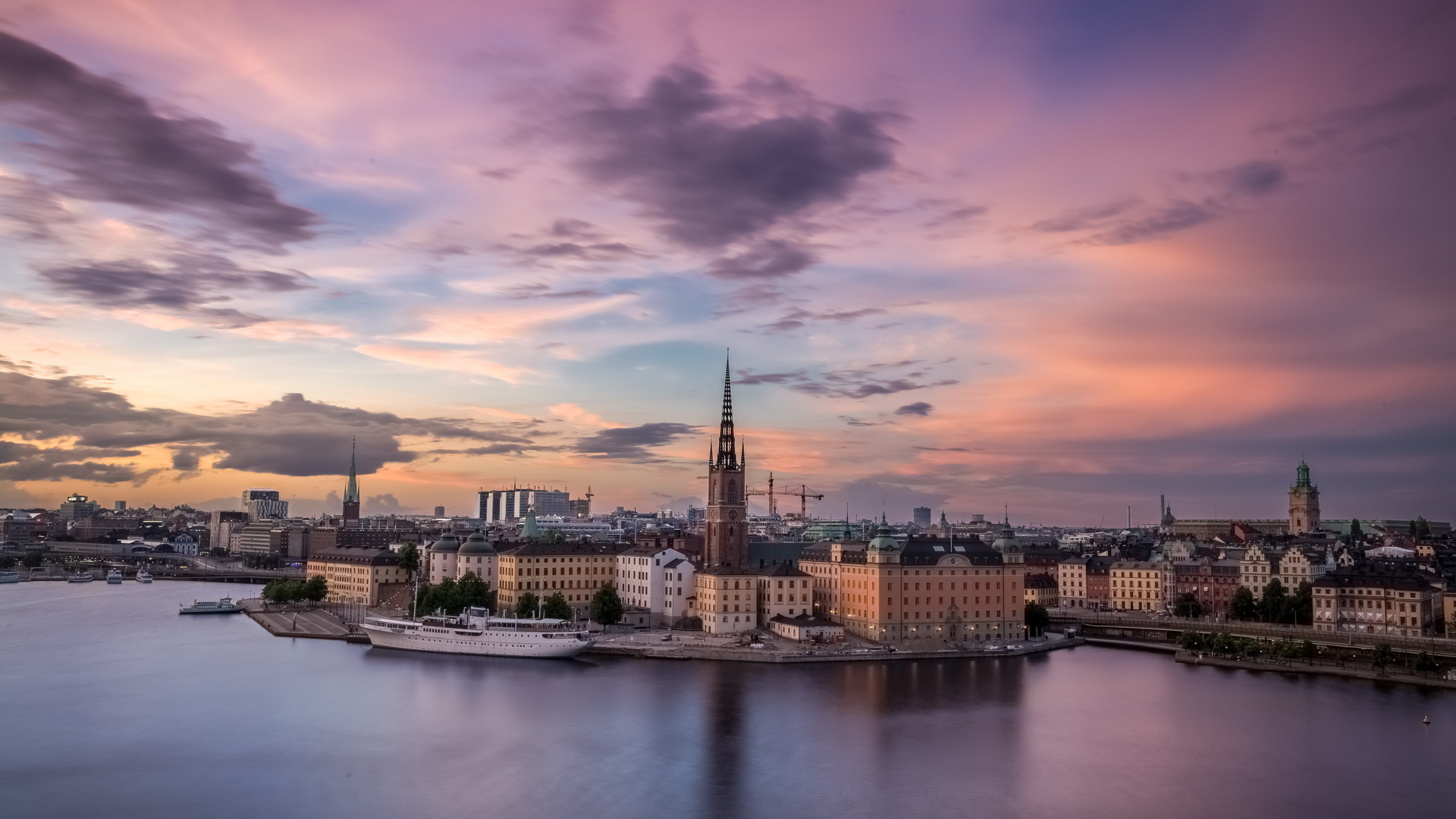 A view in Sweden