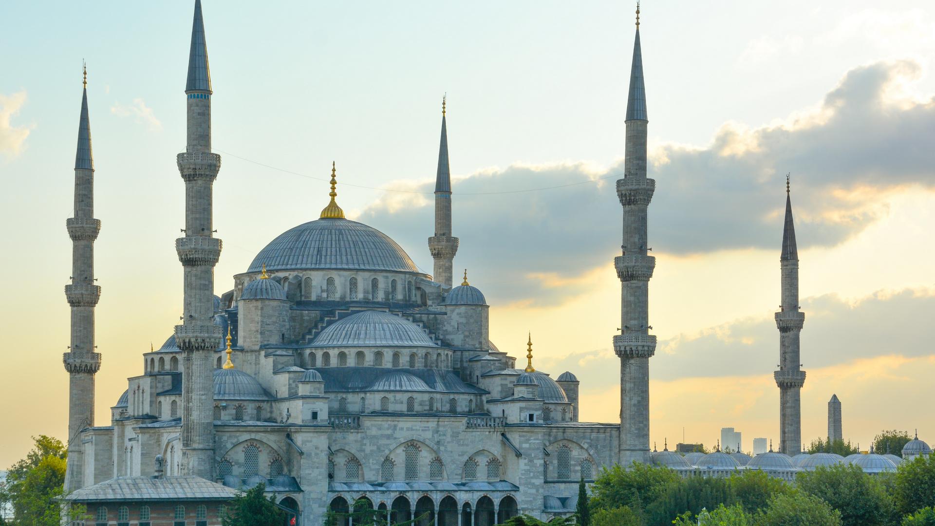 A view in Turkey